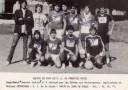 L'équipe de Terminale A 1980-1981.