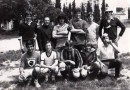 L'équipe de Première A 1979-1980 :  en haut,de gauche à droite : Eric Bessière,le père Robert,Jean-Louis Aznar,Thierry Alric,Hervé Pointet,Olivier Anselme-Martin. En bas,de gauche à droite : Jean Dalichoux,Eric Allouche,Didier Arnaud,Jean-Louis Boron,Philippe Massérini.